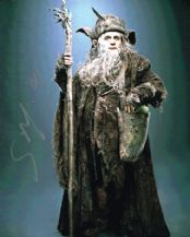 Sylvester McCoy Autograph Signed Photo - Radagast